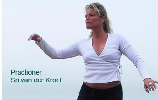 Sri vanderKroef Tai Chi Dancer