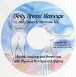 Breast massage DVD